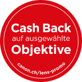 Canon Lens Cash Back